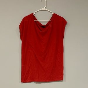 American Eagle Red Tee